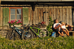 2015 Bike-Reisen des DAV Summit Club in Nah und Fern