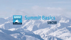 VIDEO REIHE: SUMMIT BASICS - SNOW
